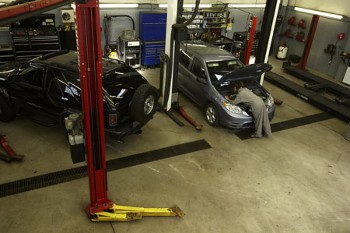 Car Repair Garage