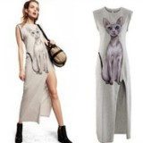 Cat Dress - MBC's Bridal and Fashion Galleria